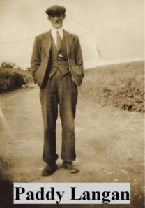 Langan Paddy 1940's